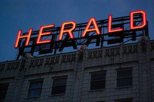 Herald bldg
